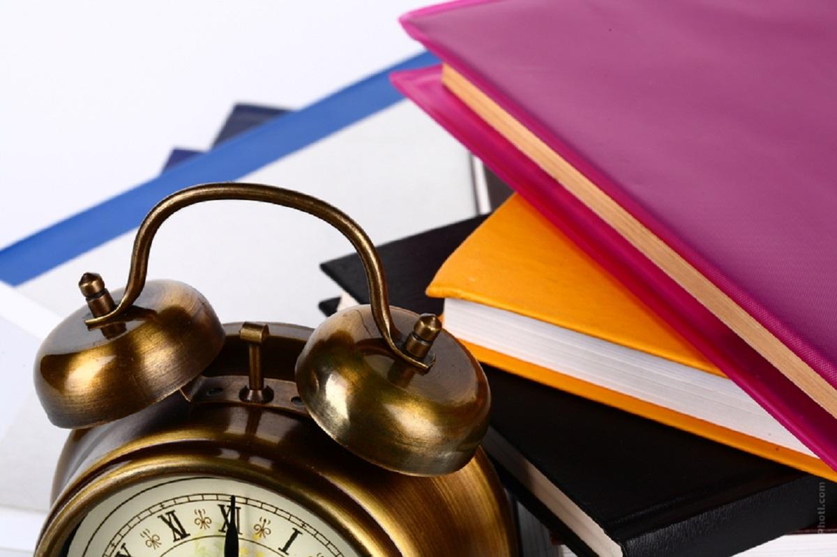 Disciplina, tempo e planejamento
