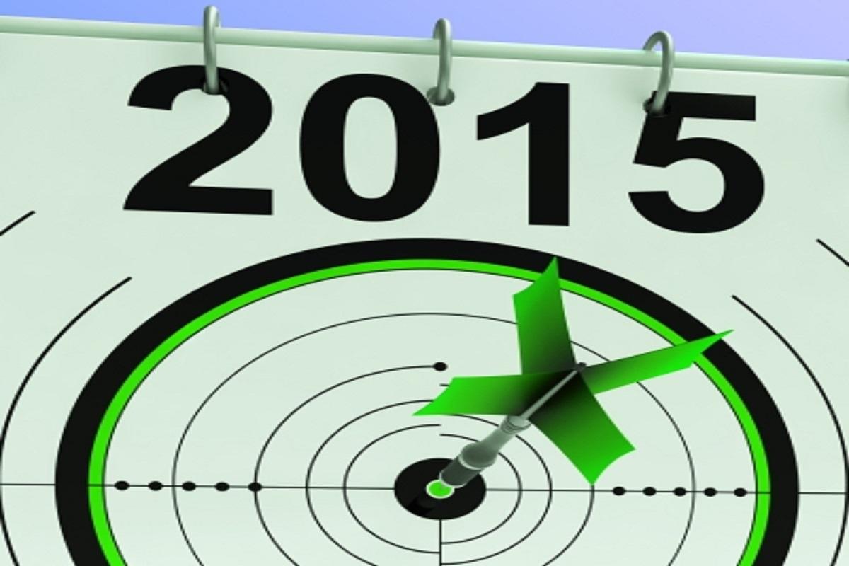 Organize suas finanças para começar um ótimo 2015!