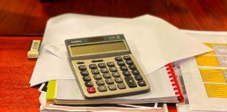 Organização e controle de gastos